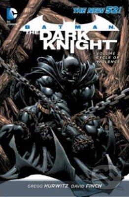 Batman: The Dark Knight Vol. 2 - Gregg Hurwitz