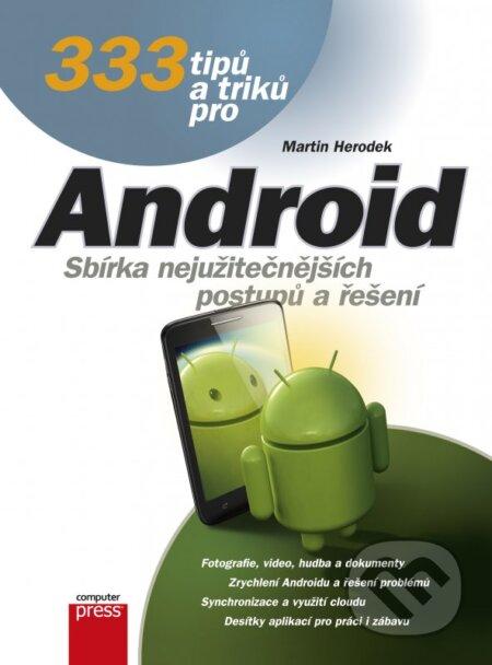 Fatimma.cz 333 tipů a triků pro Android Image
