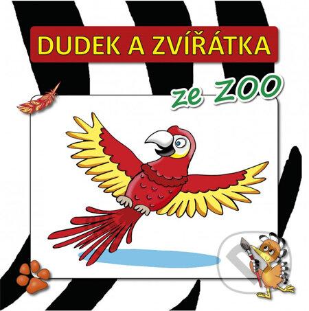 Removu.cz Dudek a zvířátka ze ZOO Image