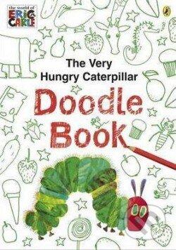 Very Hungry Catepillar Doodle - Eric Carle