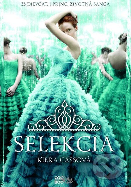 Kniha  Selekcia (Kiera Cass)  b6a443e445e