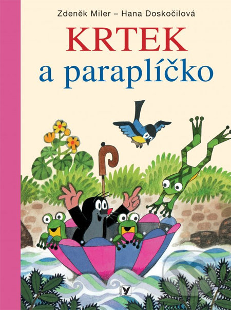 Fatimma.cz Krtek a paraplíčko Image