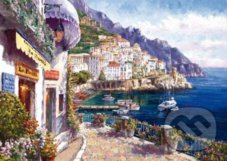 Afternoon in Amalfi - Sam Park