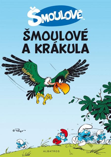 Šmoulové: Šmoulové a Krákula - Albatros