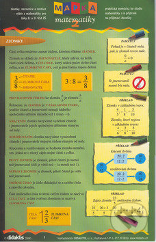 Bthestar.it Mapka matematiky 2 Image