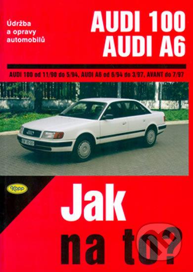 Audi 100, Audi 6 - Hans-Rüdiger Etzold