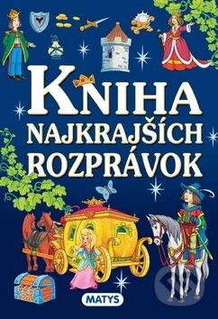 Fatimma.cz Kniha najkrajších rozprávok Image