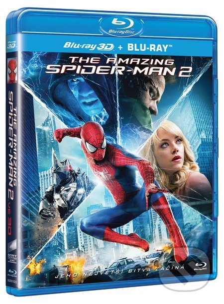 Amazing spider Man 2 3D - Marc Webb
