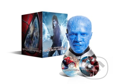 Amazing spider Man 2 Electro Head - Marc Webb
