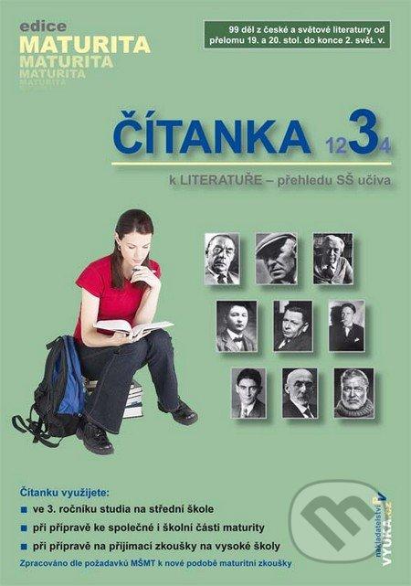 Fatimma.cz Čítanka k literatuře 3 Image
