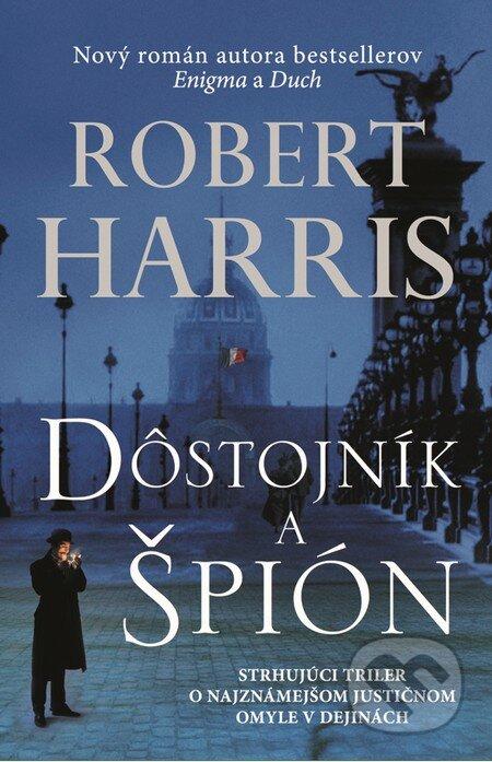 Dôstojník a špión - Robert Harris