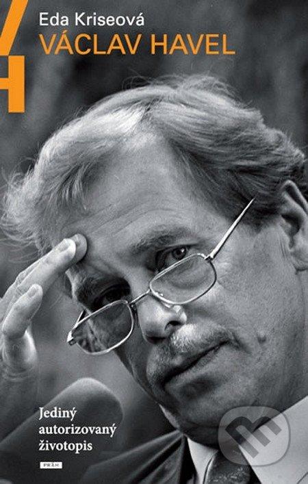 Fatimma.cz Václav Havel - Jediný autorizovaný životopis Image