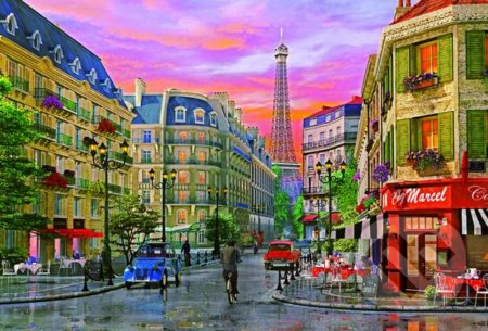 Rue Paris - Dominic Davison