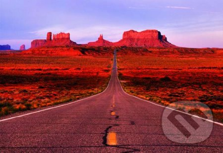 Monument Valley Road -