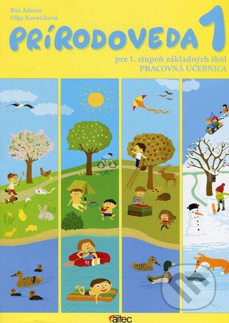 Fatimma.cz Prírodoveda 1 pre 1. stupeň základných škôl (Pracovná učebnica) Image