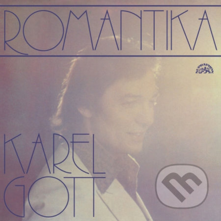 Karel Gott: Romantika LP -