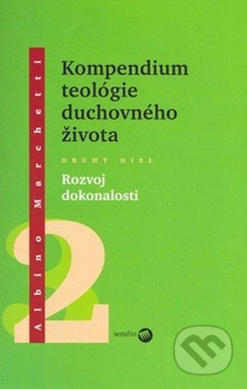 Fatimma.cz Kompedium teológie duchovného života (Druhý diel) Image