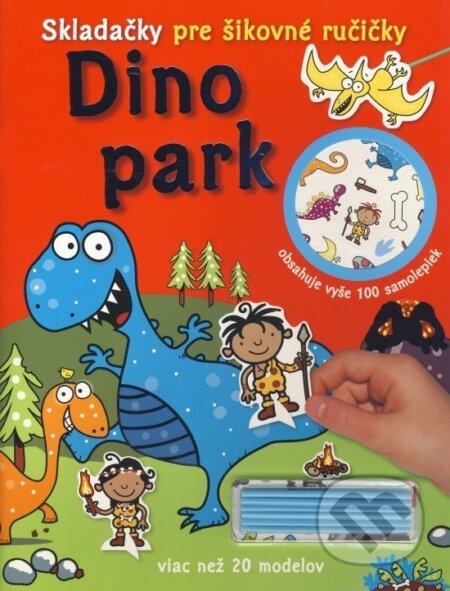 Skladačky pre šikovné ručičky: Dino park -
