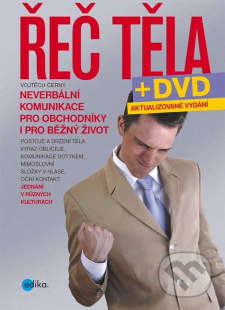 Beenode.cz Řeč těla + DVD Image