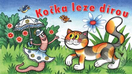 Bthestar.it Kočka leze dírou Image