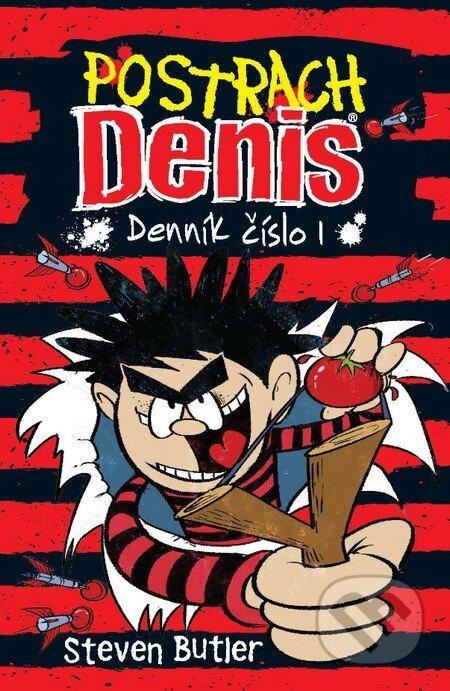 Removu.cz Postrach Denis - Denník číslo 1 Image