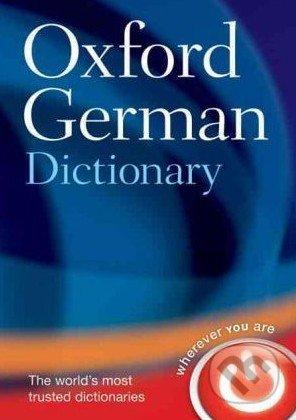Oxford German Dictionary - Oxford University Press