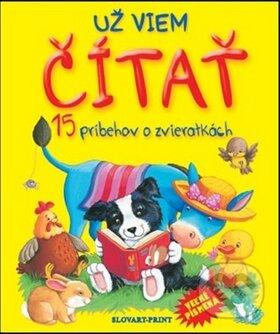 Fatimma.cz Už viem čítať: 15 príbehov o zvieratkách Image