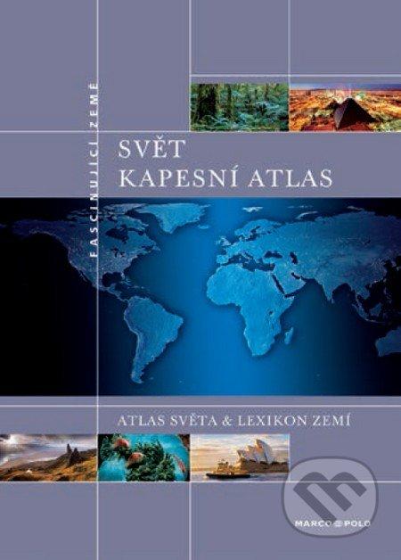 Svět - kapesní atlas - Marco Polo