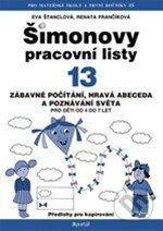 Šimonovy pracovní listy 13 - Eva Štanclová