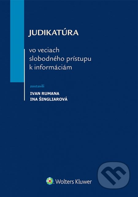 Peticenemocnicesusice.cz Judikatúra vo veciach slobodného prístupu k informáciám Image