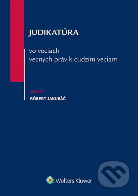Peticenemocnicesusice.cz Judikatúra vo veciach vecných práv k cudzím veciam Image