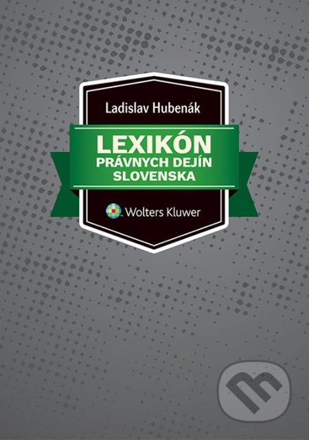 Fatimma.cz Lexikón právnych dejín Slovenska Image