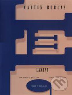 Excelsiorportofino.it Lament for string quartet (score a nd parts) Image