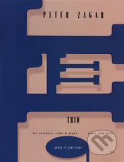 Fatimma.cz Trio for clarinet, cello and piano (score and parts) Image