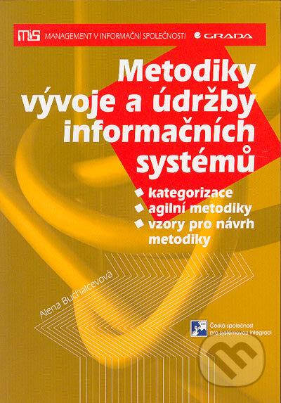 Fatimma.cz Metodiky vývoje a údržby informačních systémů Image