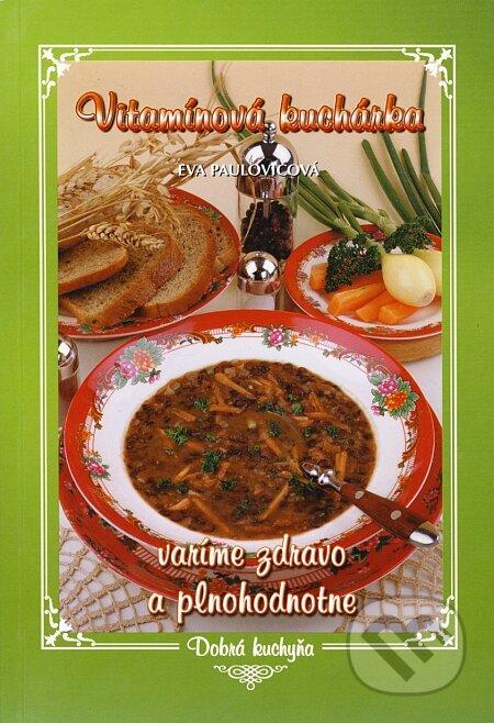 Fatimma.cz Vitamínová kuchárka Image