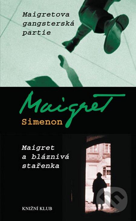 Interdrought2020.com Maigretova gangsterská partie / Maigret a bláznivá stařenka Image