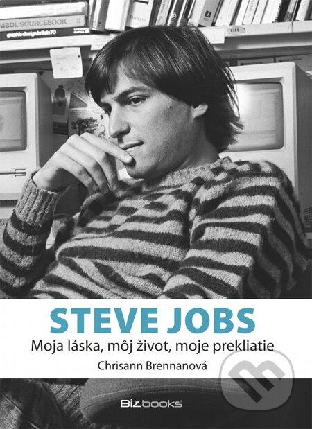 Fatimma.cz Steve Jobs - Moja láska, môj život, moje prekliatie Image