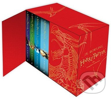 Harry Potter: The Complete Collection - J.K. Rowling