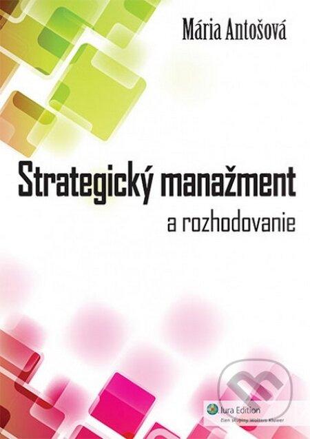 Fatimma.cz Strategický manažment a rozhodovanie Image