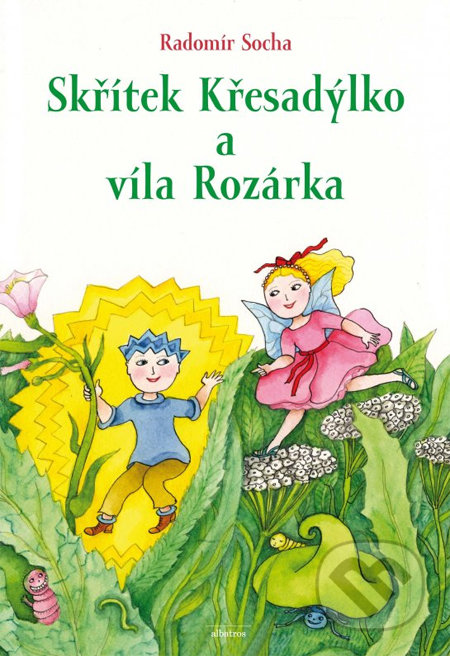 Fatimma.cz Skřítek Křesadýlko a víla Rozárka Image