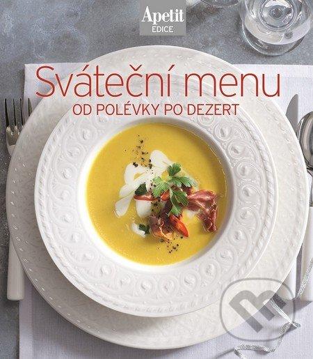 Sváteční menu- kuchařka z edice Apetit (17) - BURDA Media 2000