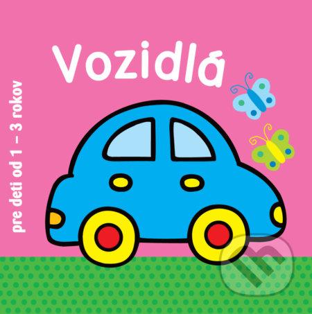 Vozidlá pre deti od 1 - 3 rokov - Svojtka&Co.
