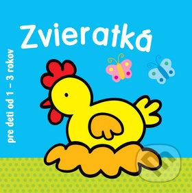 Zvieratká pre deti od 1 - 3 rokov - Svojtka&Co.