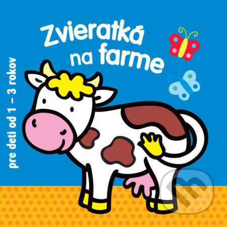 Fatimma.cz Zvieratká na farme pre deti od 1 - 3 rokov Image