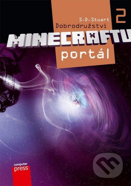 Dobrodružství Minecraftu 2: Portál - S.D. Stuart