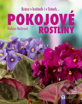 Pokojové rostliny - Halina Heitzová