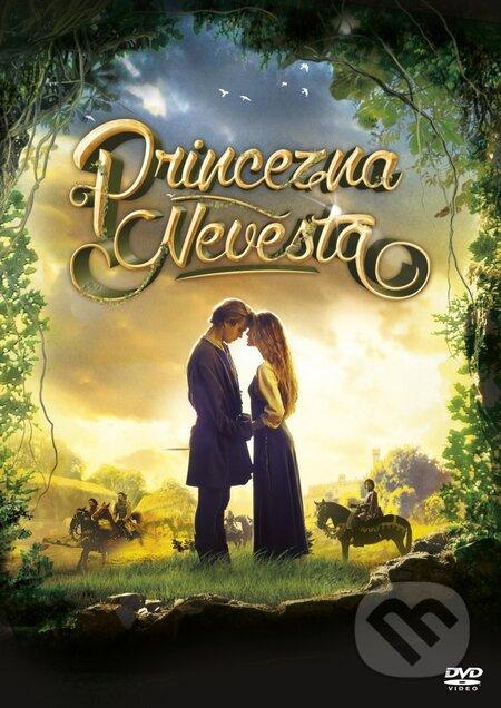 Princezna Nevěsta DVD