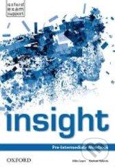 Insight - Pre-Intermediate - Workbook - Jayne Wildman