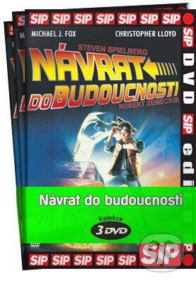 Návrat do budúcnosti DVD